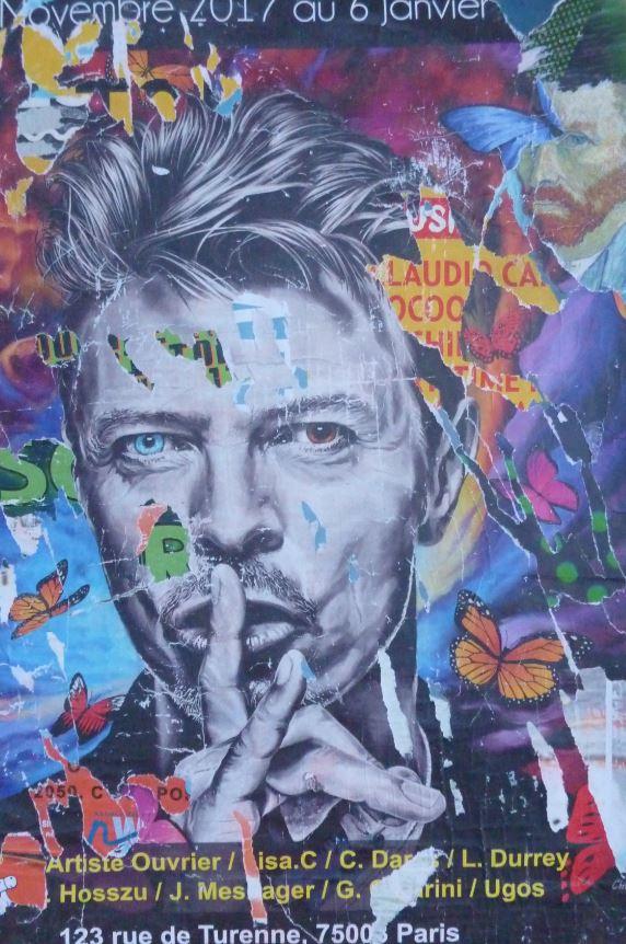 Bowie est vivant, mais chut