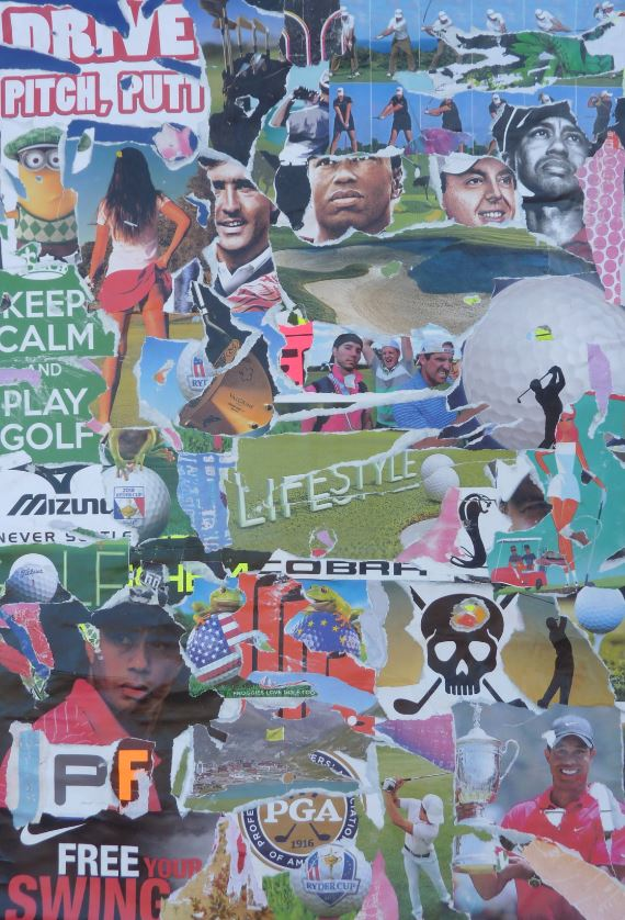 La vie en golf