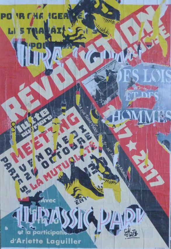 T-Rex révolution