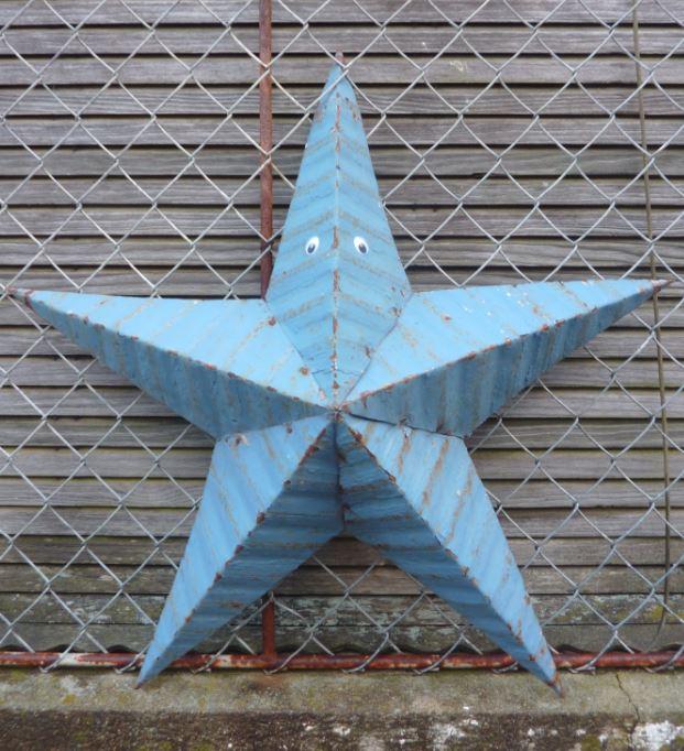 Eyebombing (étoile amish)