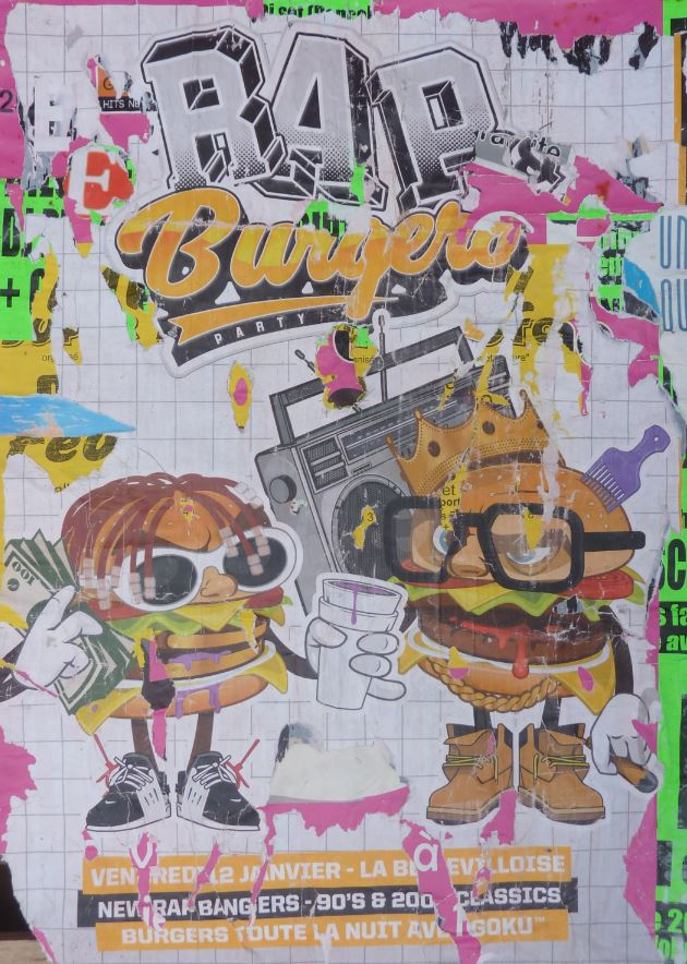 Rap & burgers